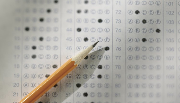 Standardized tests are a way of life for today's teachers and students.