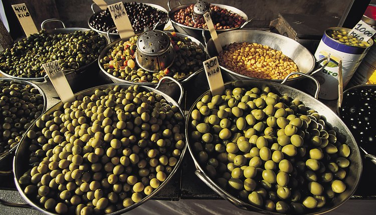 Olives have significance in Christianity as both a branch and an oil.