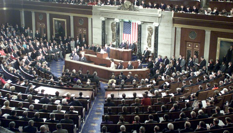 Two-thirds of the House or Senate must agree to expel a member of Congress.