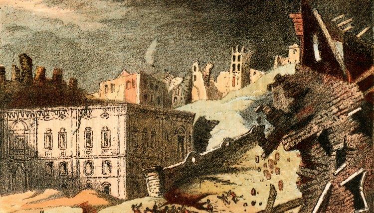 Essay on earthquakes