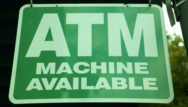 use atm machine