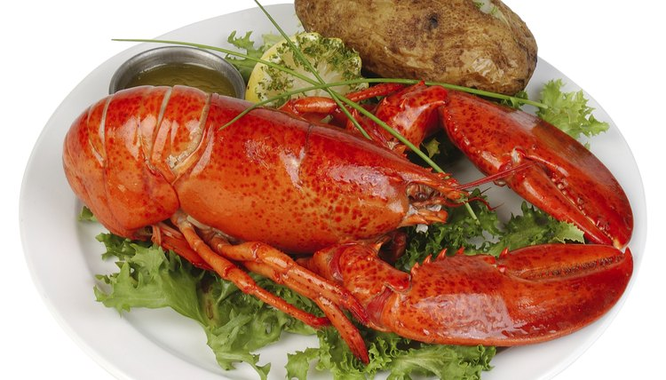 Lobster is not the best choice for New Year's dinner in some cultures.