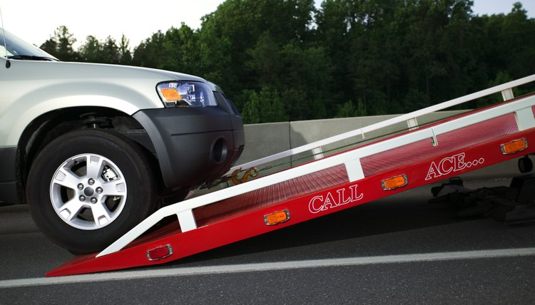If your car's been repossessed, a new loan could be costly.