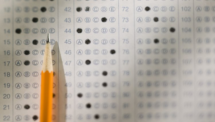 The Stanford test is a nationally standardized test.