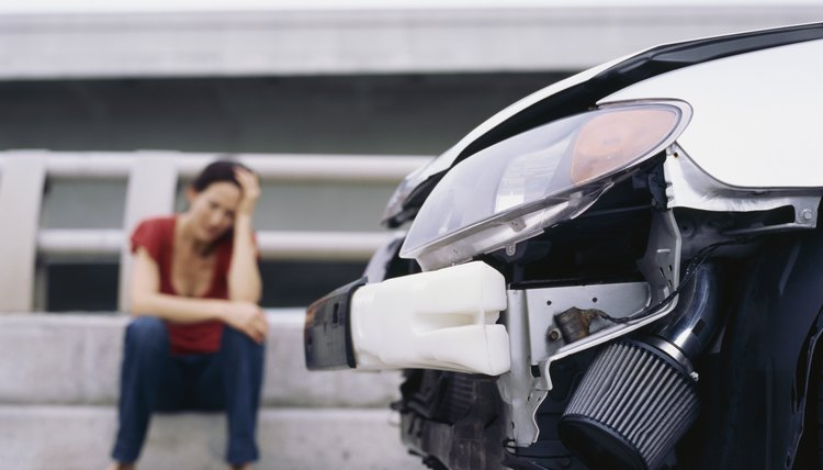 You can be held responsible for damage someone else causes while driving your car.