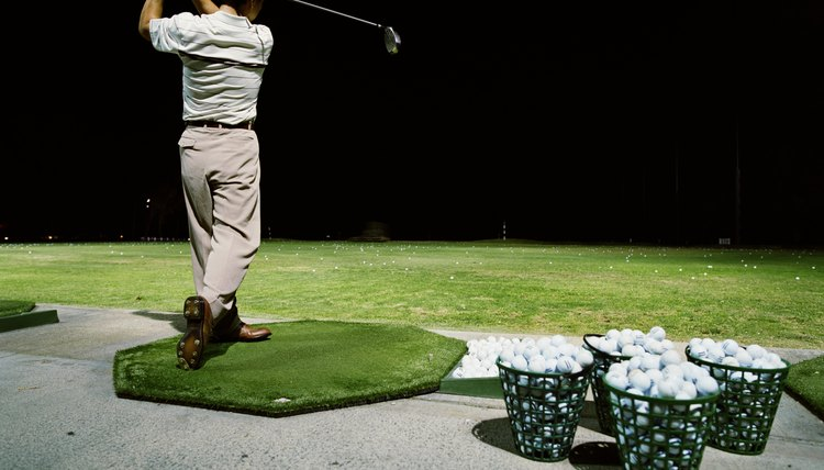 Being dedicated to practice helps build a repeatable swing.