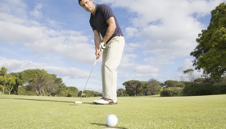 Improving your short game is the quickest way to lower your scores.