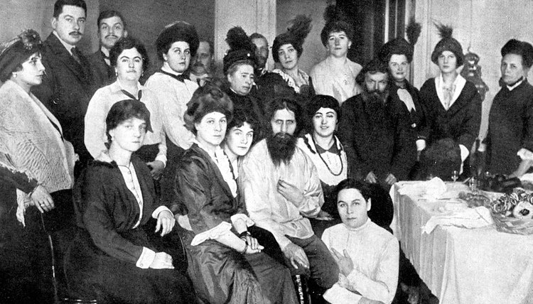 Rasputin served as a holy man and healer to the Romanov family.