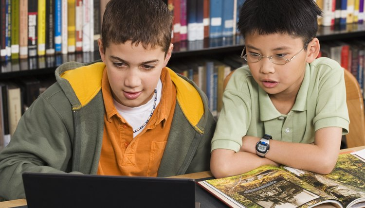 Students as young as kindergarten can take advantage of online classes.