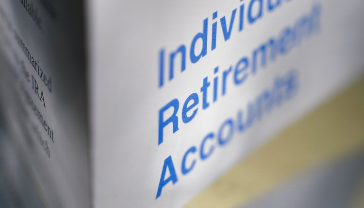 If you put money into a traditional IRA, you may have to claim the income you receive during retirement.
