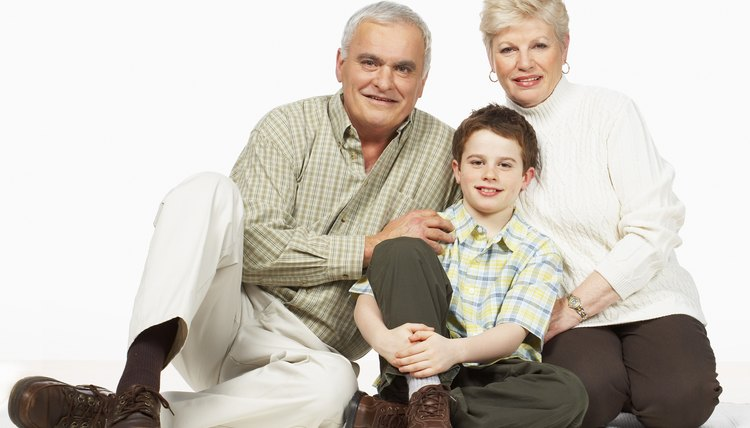How Can Grandparents Acquire, Child Custody