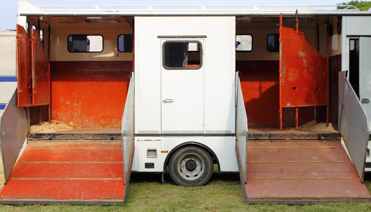 Buying A Finished Living Quarters Horse Trailer Isnu0027t Always A Financially  Feasible Option. If You Have The Technical Skills To Do The Work Yourself,  ...