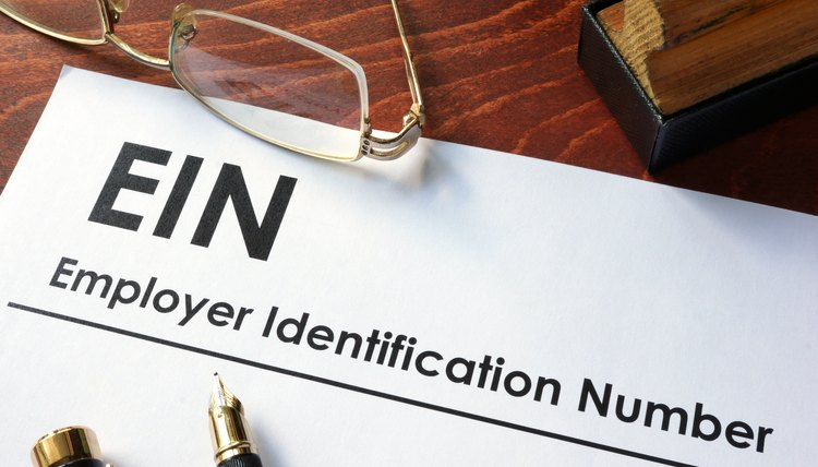 Employer Identification Number (EIN).