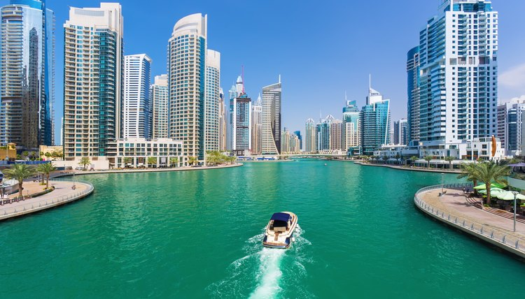 Luxury Dubai Marina,United Arab Emirates
