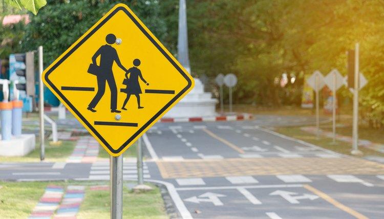 Citaten School Zone : Ohio traffic laws for a school zone legalbeagle
