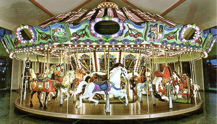 How Does a Carousel Work?