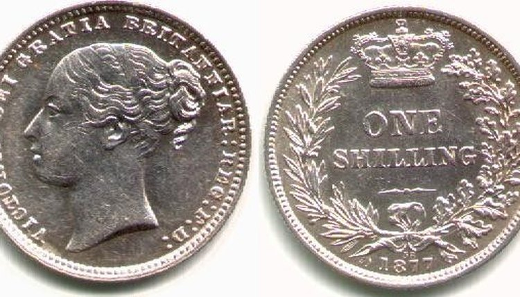 What Are Shilling Coins Worth?