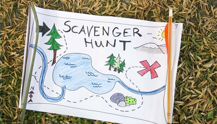 Scavenger Hunt Ideas for Teenagers