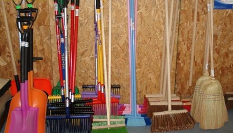 the broom, You, any old broom, this game