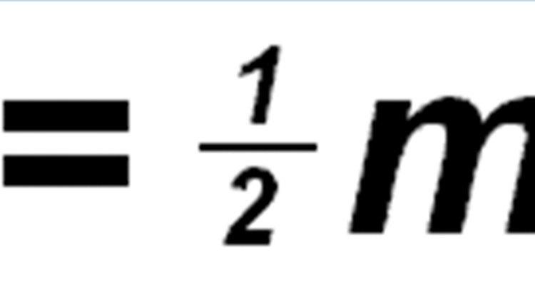 Kinetic Energy Equation - Tessshebaylo