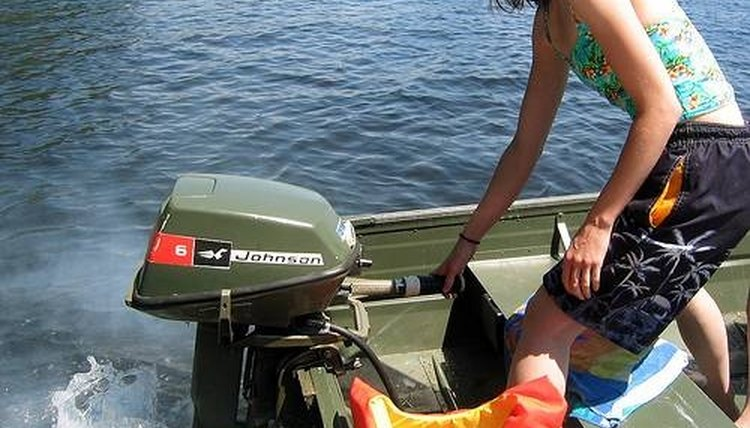Winterizing A Johnson Outboard Motor Our Pastimes