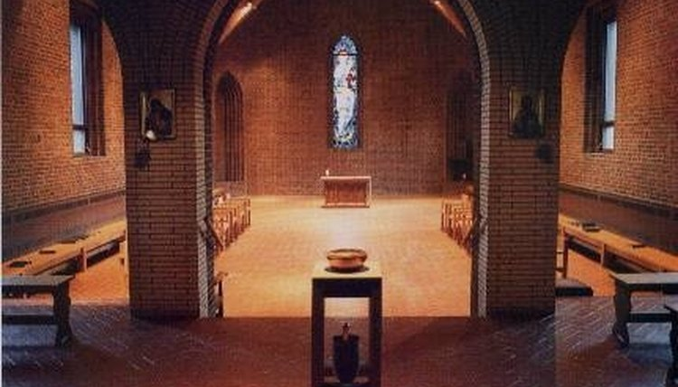 Catholic Meditation Space