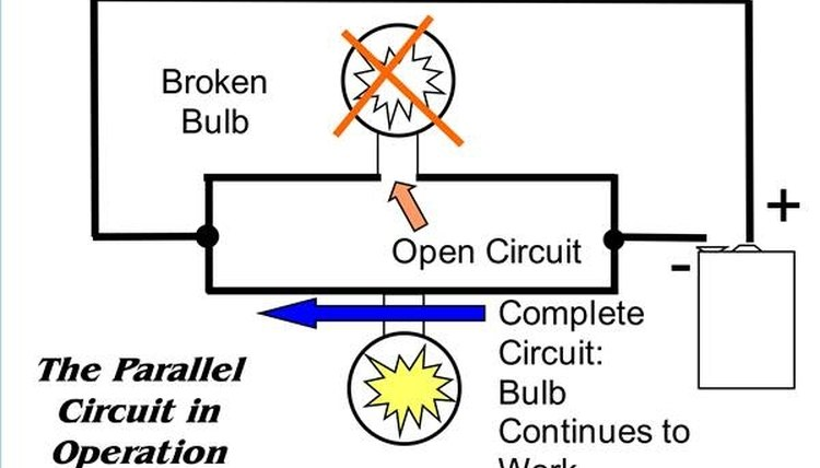 example of a parallel circuit