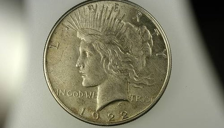 a 1922 Silver Dollar Worth