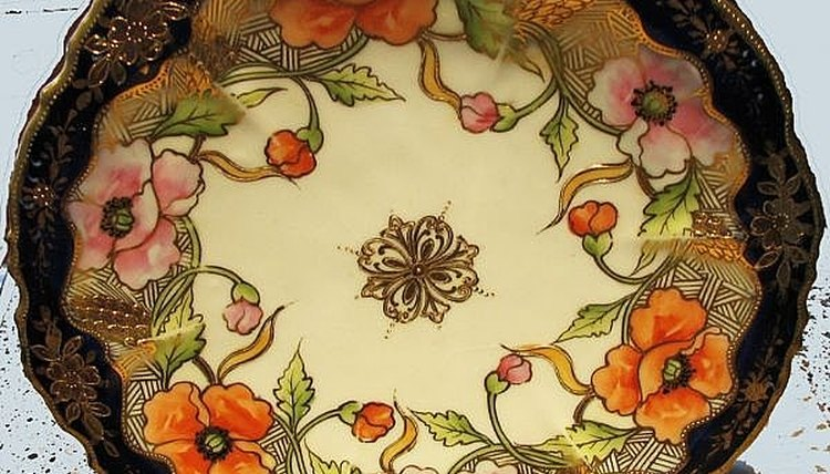 Hand Painted Nippon China