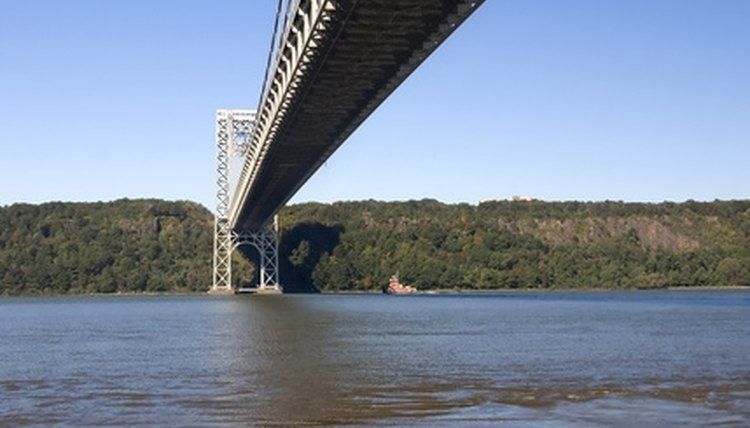 Bridge over the Hudson River