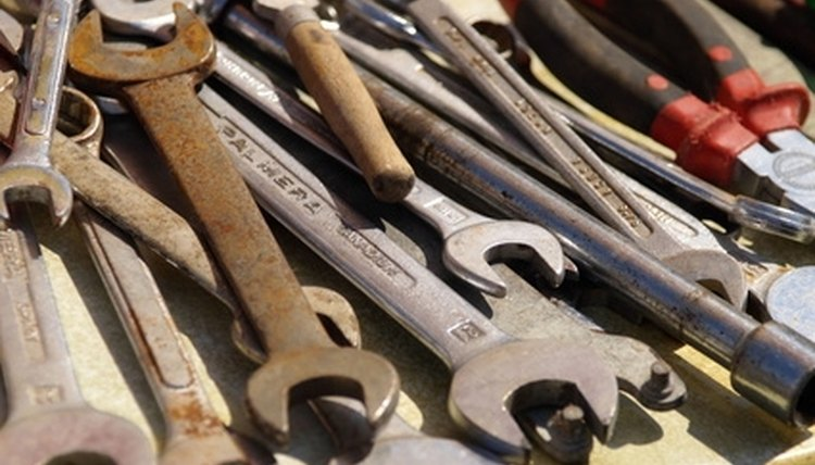 Several factors, the value, your old tools
