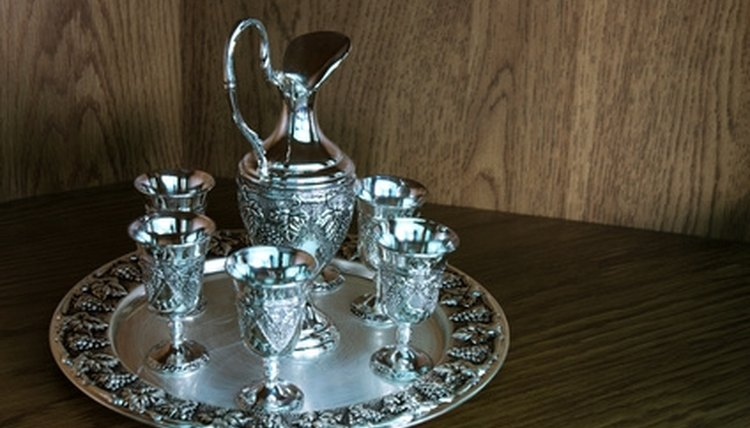 Silver plate, a variety, items