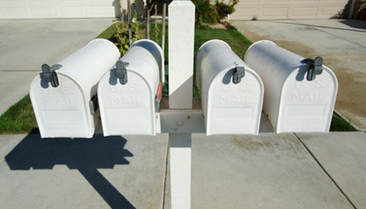 The United States postal service strictly regulates mailboxes for conformity and safety.