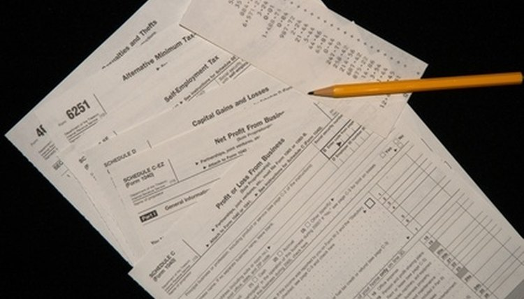 1099 tax form information