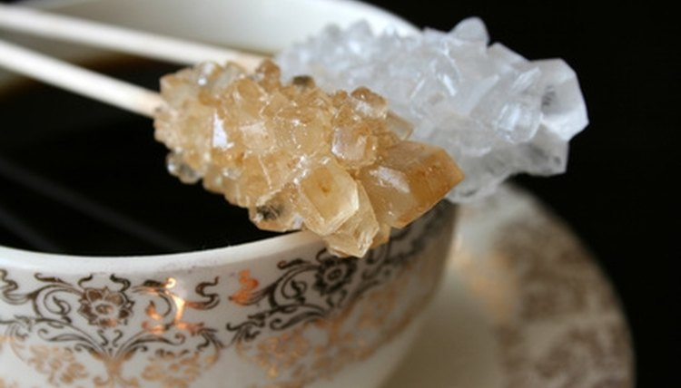 Rock candy: the science experiment you can eat.