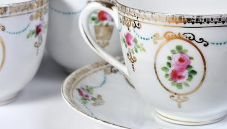 Antique china, a classic beauty, any special occasion