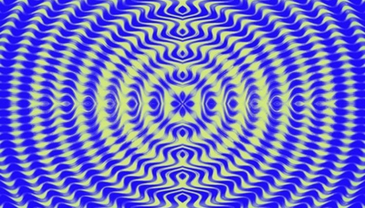 Hypnosis, a pattern, a soothing voice