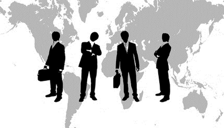 Many leaders of international business studied global affairs.