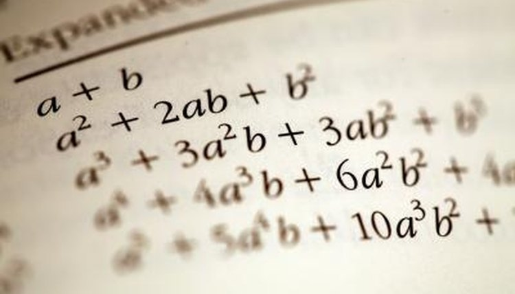Do practice math problems at home to ensure your success on the GED mathematics sections.