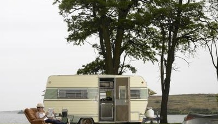 Travel trailers, you, the road