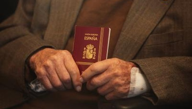 Obtaining a Spanish passport is possible only after you have become a citizen.