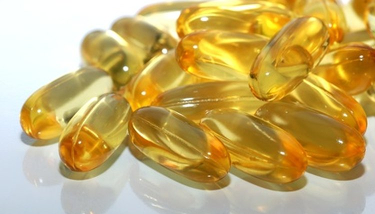 Fish oils can slow brain aging.