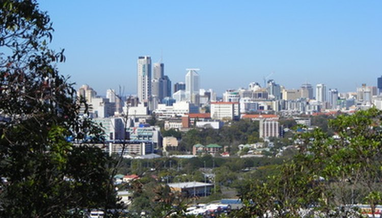 Finding a person in Brisbane can be difficult because of it's dense population.