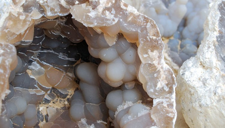 Hunt for geodes in northern Alabama.