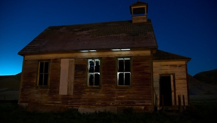 Most Haunted Schools In California Synonym