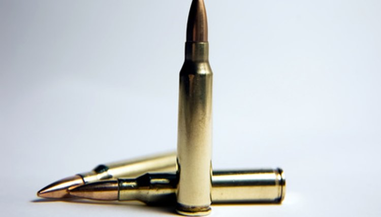 Vendors must follow all the legal requirements for selling ammunition.
