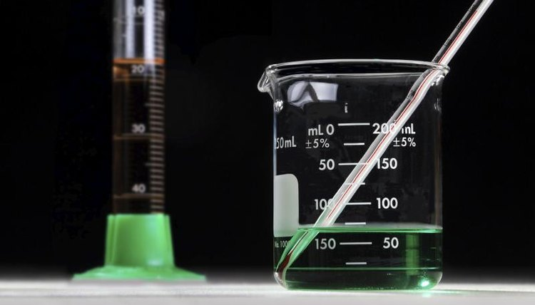 Liquids reach their vapor pressure when evaporation reaches an equilibrium.
