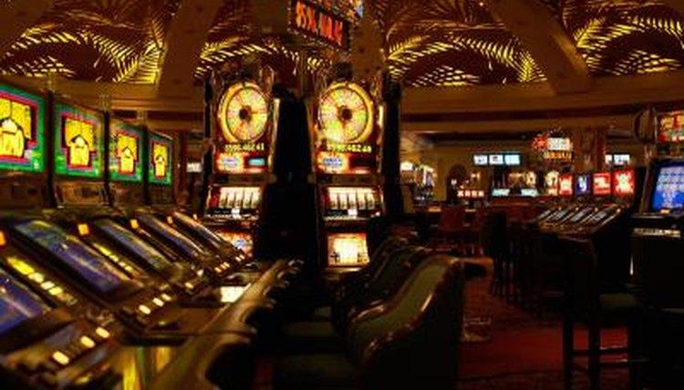 casino machines tricks