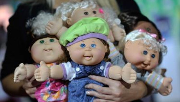 Cabbage Patch Kid Collector Information