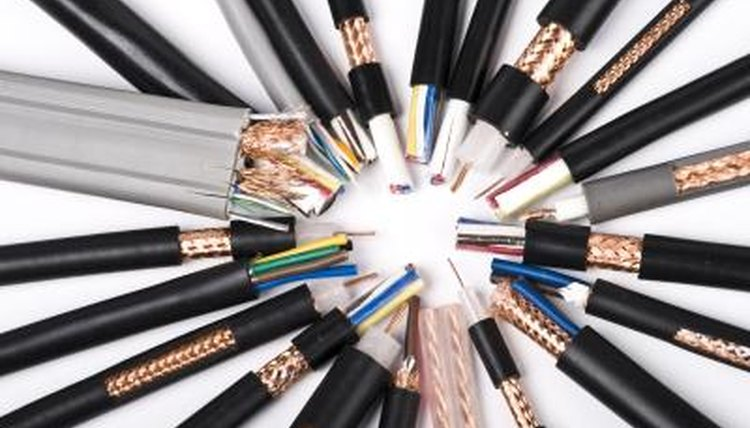 Types Of Electrical Cable Sciencing
